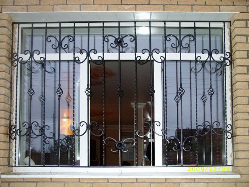 декоративные металлические решетки в казани